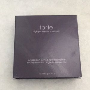 NIB • Tarte Amazonian Clay Highlighter • Exposed